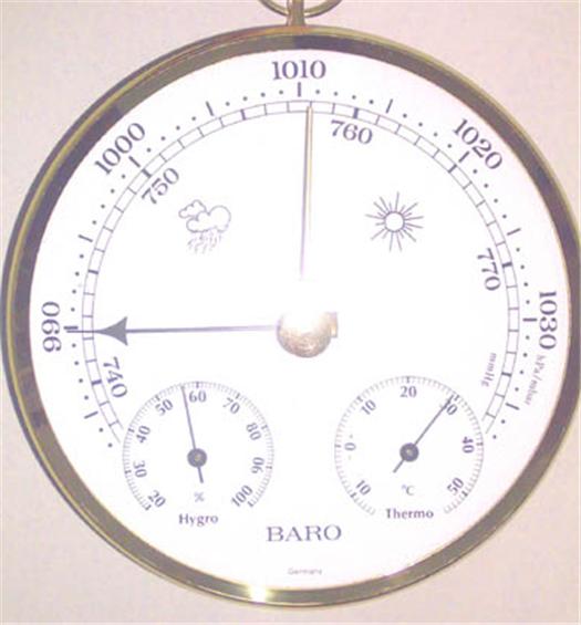 Buy Hygro Barometer