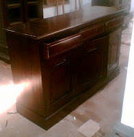 Buy Mahogany Buffet