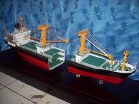 Buy Maket miniature Pot. Transverse vessels