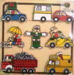 Buy Toy Puzzle Tema - Polantas