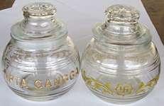 Buy Glass Jar- Engraved & Painted