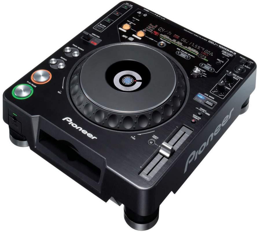 Buy Pioneer Cdj1000mk3 Audio