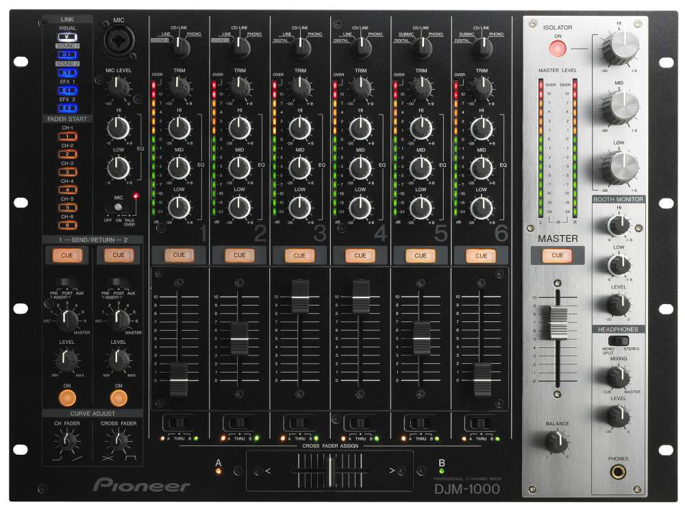 Buy Pioneer DJM 1000 Audio Mixer