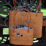 Buy Woven bags skinfold Lombok