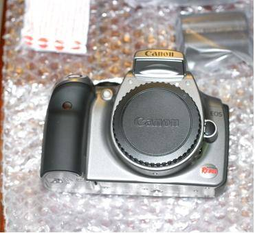 Buy Canon EOS 300D 6.3 Mega Pixel Digital Rebel Camera