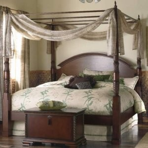 Buy Chippendale Four Post Bed