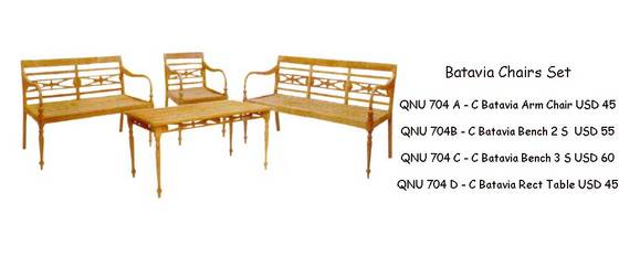 Buy Batavia Chairs Set
