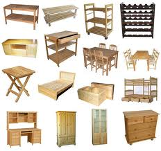 Buy Wooden furniture