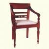 Buy Rafles Armchair With Cushion