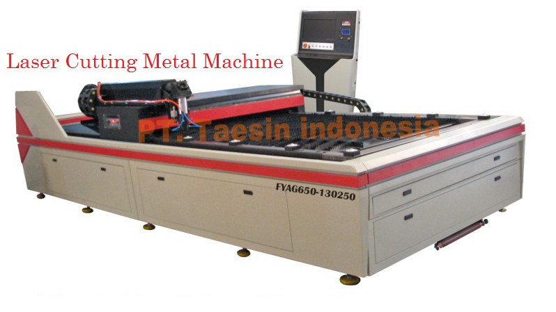 Laser Cutting Metal FYAG650-130250