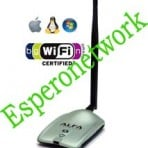 Buy USB Wifi 2.4GHz 2000mW ALFA