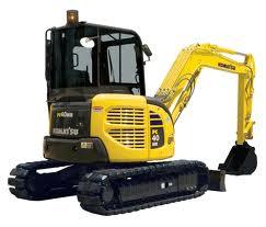 Buy Mini Excavators