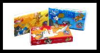 Buy Multi Travel Pack Tom & Jerry 3 Ply Tissue