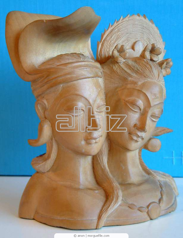 Buy Abstract Wood Carvings