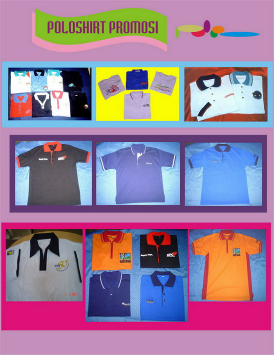 Buy Promotional Polo Shirts