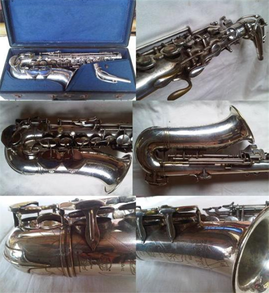 Buy Alto Saxophone Pierret Model 42