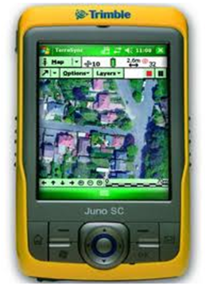 Buy GPS Trimble Juno SC Handheld