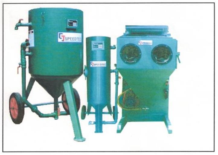 Sandblasting equipment jakarta