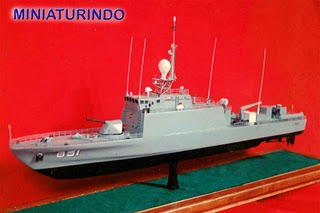 Buy Warship Naval Vessel Model