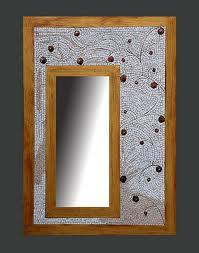Buy Rectangular Mozaic Mirror