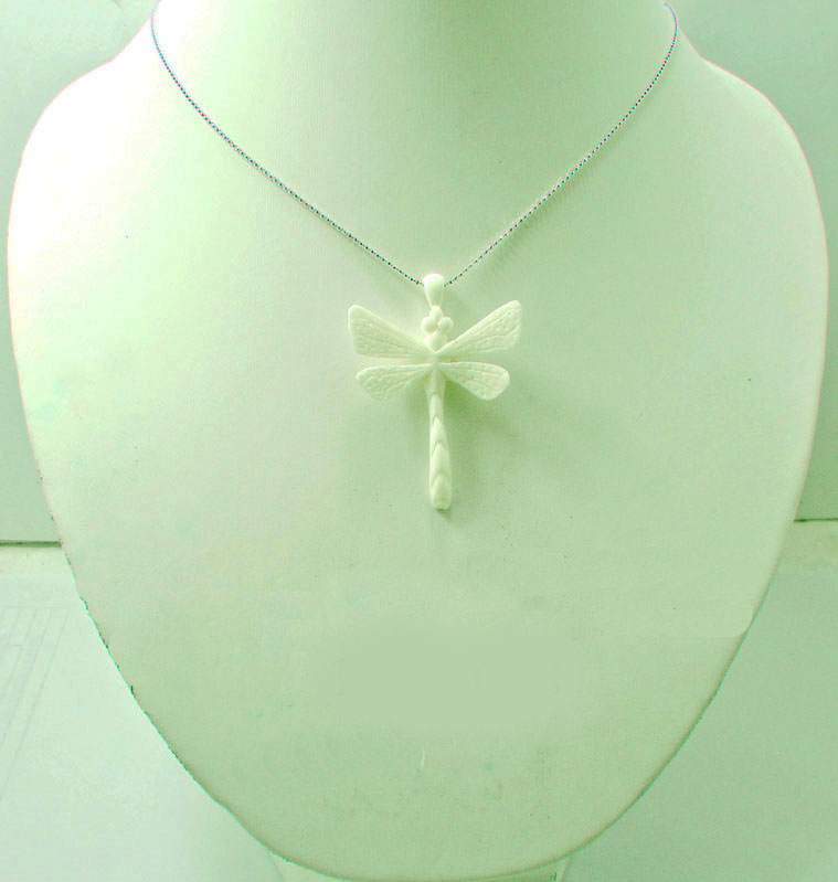 Buy Handcrafted Bone Dragonfly Pendant