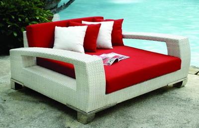 Buy Rattan Sofa Bed