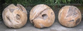 Buy Teak Balls and Teak Ball Tables