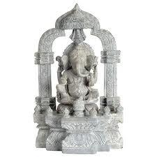 Buy Ganesh Bali Stone Sculpture