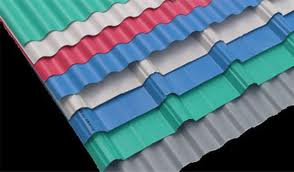 Buy Corrugated PVC Roof