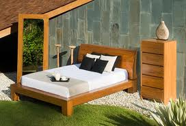 Buy Teak Bed Collection
