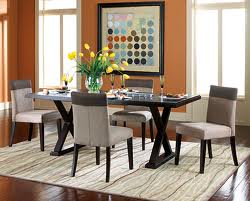 Buy SS Dining Table Rect Medium Panel Base