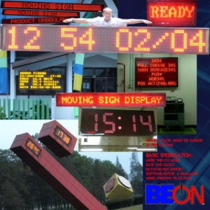 Buy Moving LED Display Sign