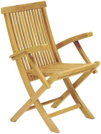Buy Teak garden chairs