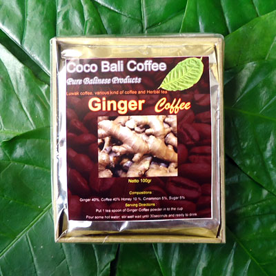 Buy Ginger coffee