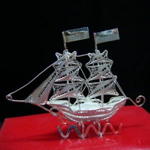 Buy Silver statuette