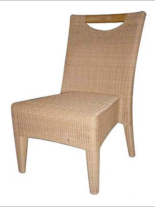 Buy Chairs from synthetic rattan