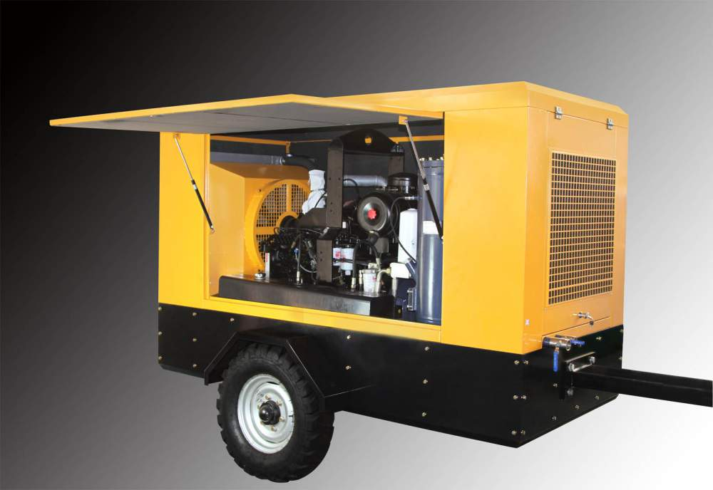 Buy Diesel portable compressor