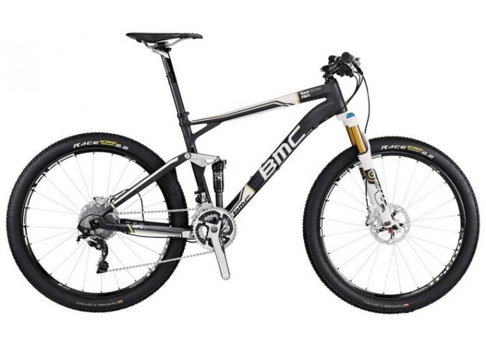 Buy BMC Fourstroke FS01 XTR 2012 Mountain Bike