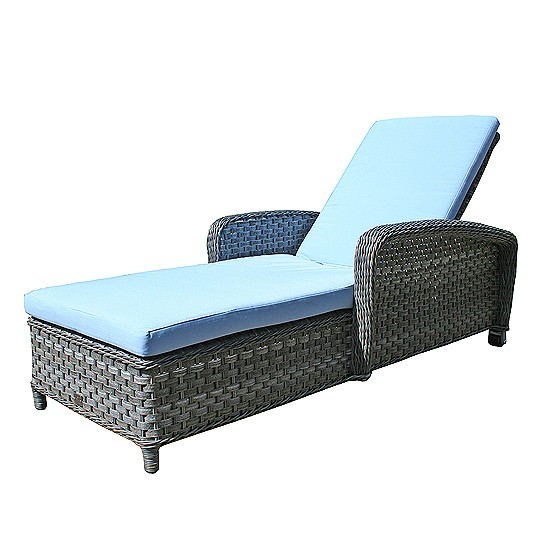 Buy Rattan lounger