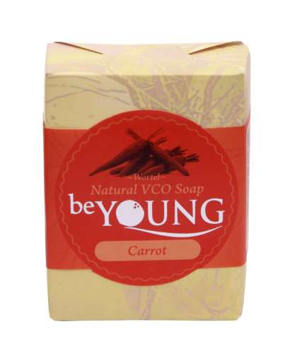 "Buy Herbal soap ""Carrot"""
