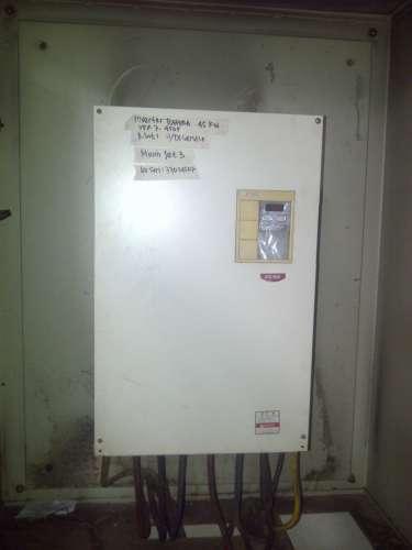 Buy Service Inverter Toshiba VF-P7 4450P 45KW - 380V