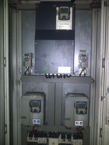 Buy Service Inverter Schneider Electric ATV 71 90KW - 400V