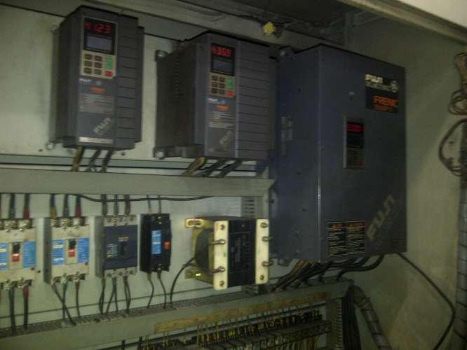 Buy Inverter Fuji Frenic 5000P11 55KW - 380v