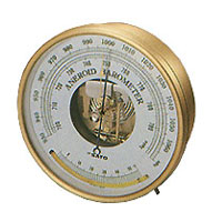 Buy Barometer with digital thermometer