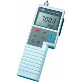 Buy JENCO pH, ORP, Ion, Temperature Portable Meter Model 6251