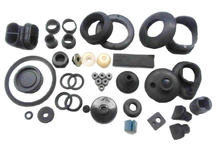 Buy Rubber spare parts