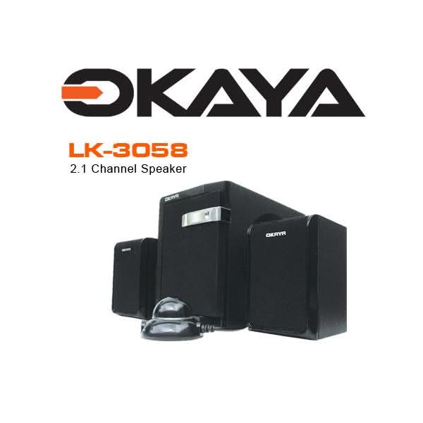 Buy Speaker Aktif Okaya LK 3058