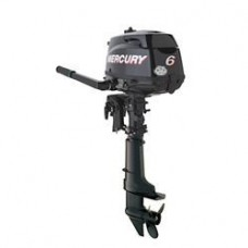 Buy 2012 Mercury 6 HP 4-Stroke Outboard Motor