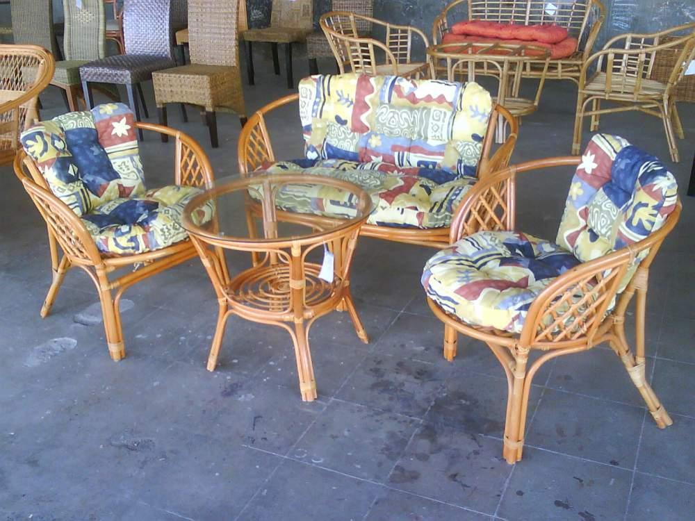 Buy Bahama Rattan Set