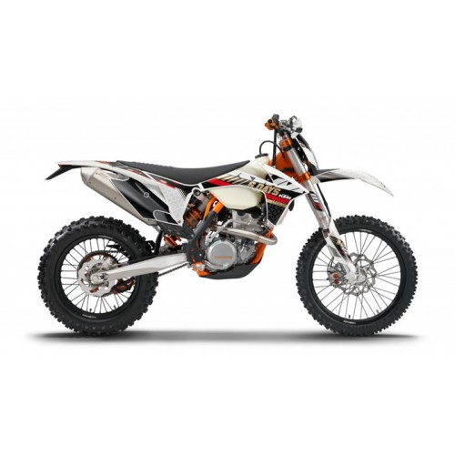 Buy 2013 KTM 350EXC-F Six Days DirtBike